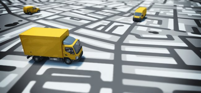 Real-Time Truck Tracking Software in Trucking Business